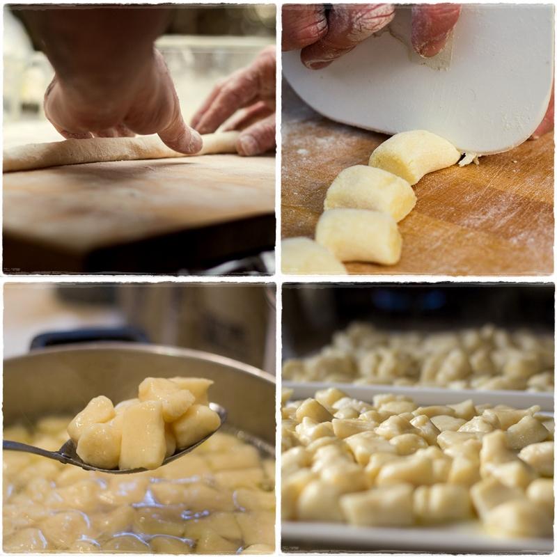 making Gnoki