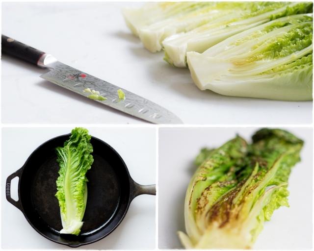 Cut Lettuce