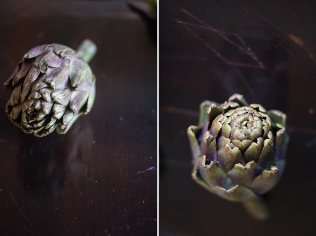 Artichoke solo