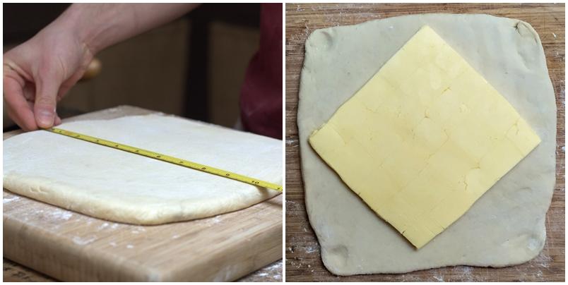 Dough folding
